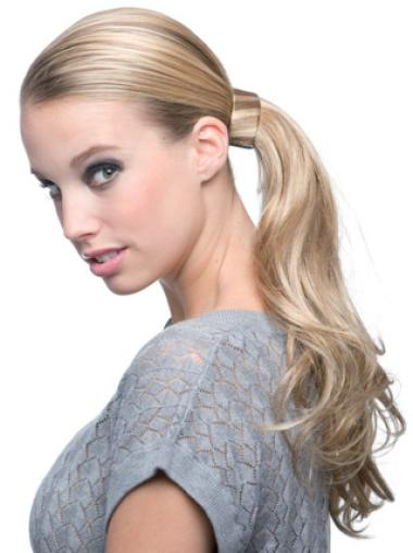 Synthetic Online Wavy Pro-Bonded Ponytails
