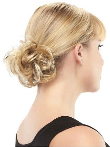 Clip In Blonde Soft Hair Wraps