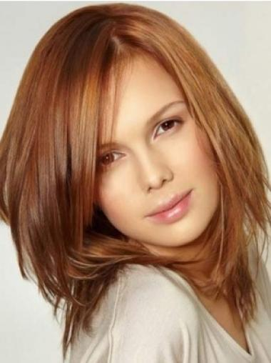 Lace Front Remy Human Hair Flexibility Wigs
