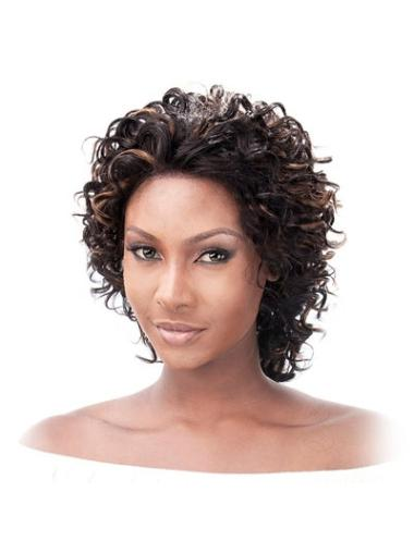Popular Layered African American Wigs