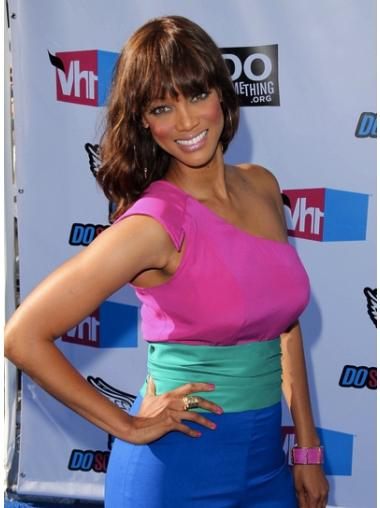 Wavy Full Lace Chic Tyra Banks Wigs