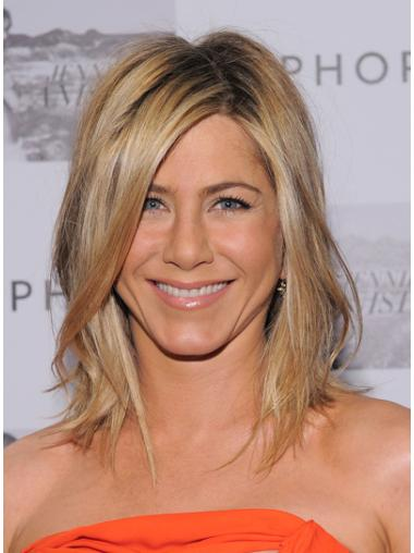 Synthetic Hairstyles Jennifer Aniston Wigs