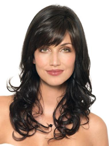 Black Curly Hairstyles Remy Human Hair Wigs