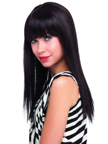 Capless Remy Human Hair Sassy Wigs