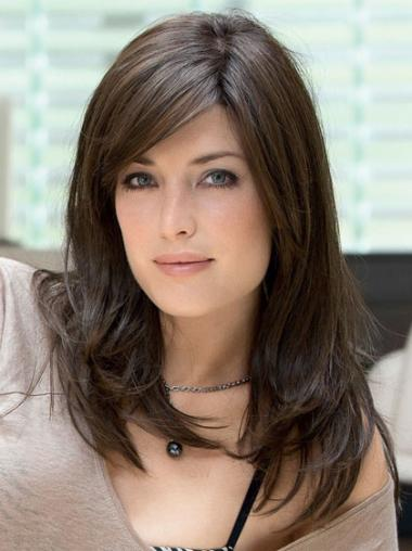 Monofilament Remy Human Hair Hairstyles Wigs