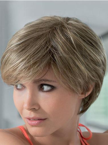 Lace Front Remy Human Hair Beautiful Wigs