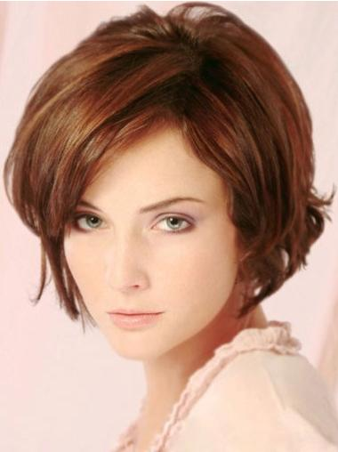Lace Front Remy Human Hair Modern Wigs