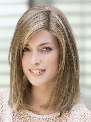Monofilament Remy Human Hair Beautiful Wigs
