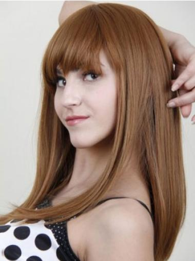 Capless Remy Human Hair Classy Wigs