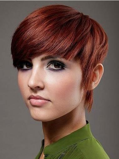 Capless Remy Human Hair Beautiful Wigs