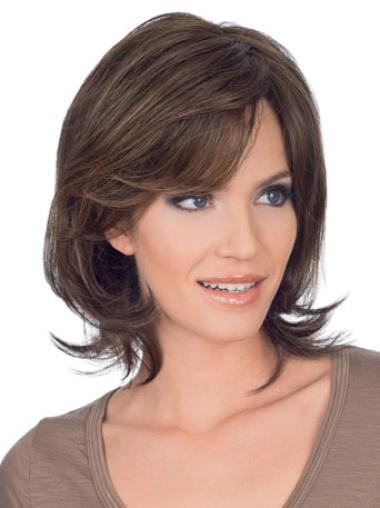 Lace Front Remy Human Hair Comfortable Wigs