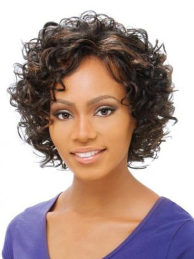Lace Front Synthetic Modern Long Curly Wigs