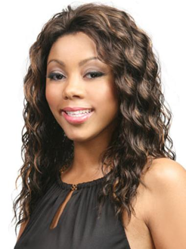 Lace Front Synthetic Fashion Long Wavy Wigs