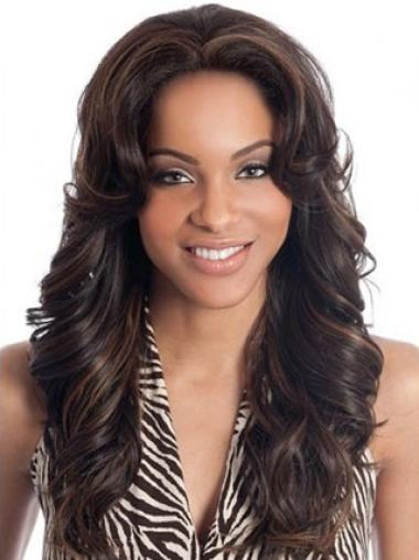 """Lace Front Remy Human Hair New 22"""" Wavy Wigs"""