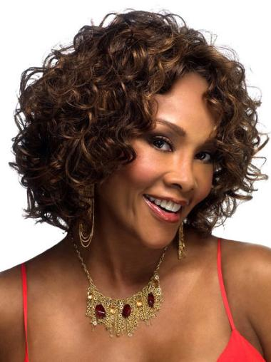 Lace Front Synthetic Perfect Short Curly Wigs