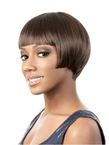 Lace Front Brown Remy Human Hair Wigs