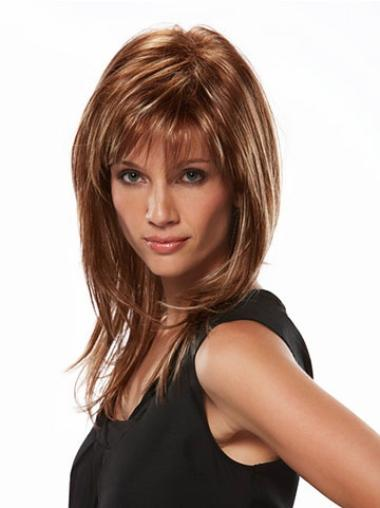 Long Capless Synthetic Hairstyles Wigs