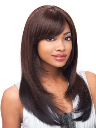 Long Lace Front Synthetic Fabulous Wigs