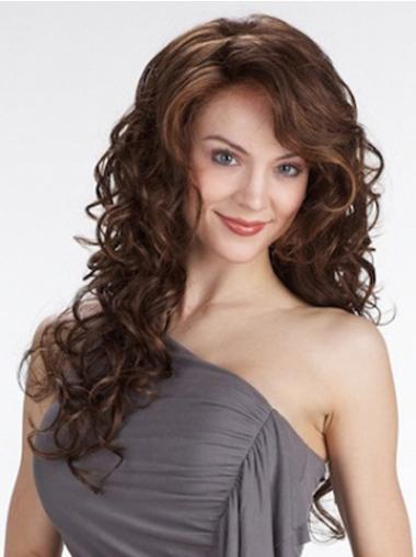 Long Lace Front Synthetic Sassy Wigs