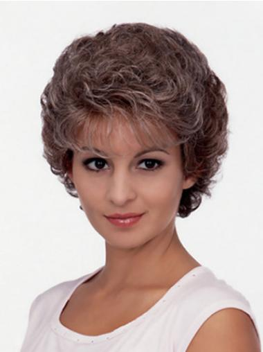 Short Capless Synthetic Designed Wigs