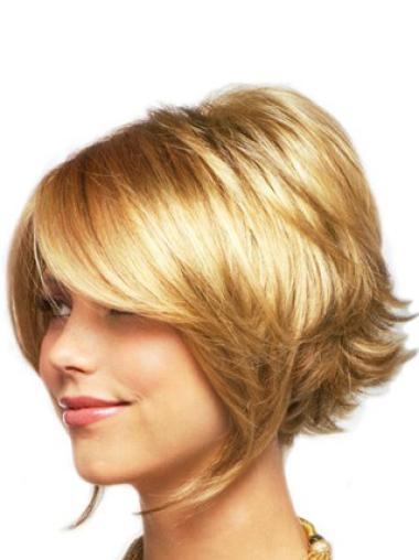 Short Lace Front Synthetic Ideal Wigs