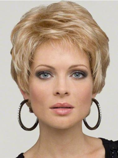 Short Lace Front Synthetic Cheap Wigs