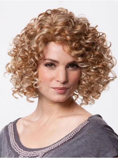 Synthetic Blonde Straight Classy Wigs