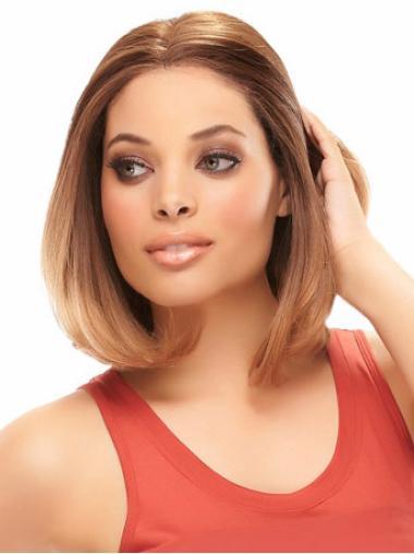 Auburn Remy Human Hair Gorgeous Straight Wigs