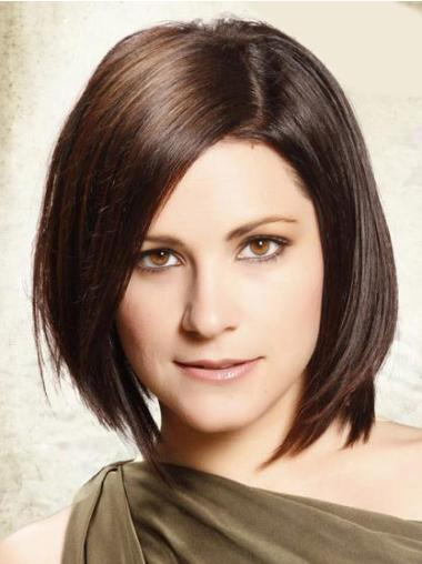 Lace Front Medium Brown Great Wigs