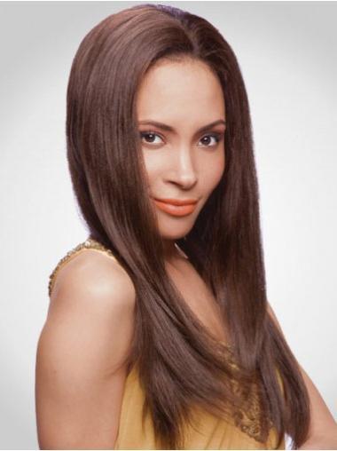 Lace Front Long Auburn Ideal Wigs