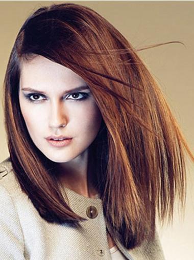 Full Lace Long Auburn No-fuss Wigs