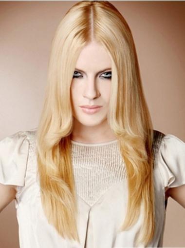 Full Lace Long Blonde Fashion Wigs