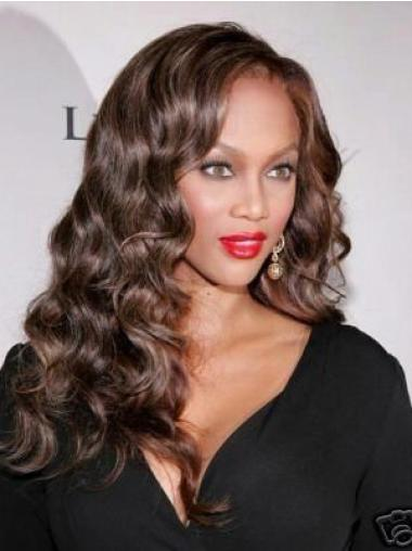 "Good Synthetic Lace Front 18"" Celebrity Wigs"