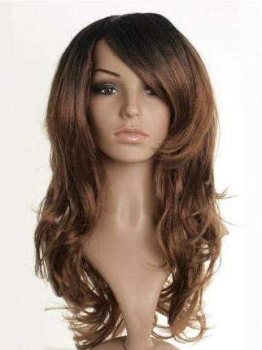 "High Quality Synthetic Capless 24"" Celebrity Wigs"