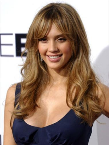 Jessica Alba Hairstyle Wigs