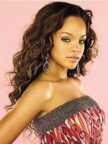 Human Hair Lace Front Wig Rihanna