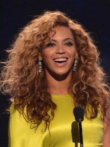 Beyonce Curly Wig