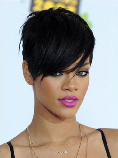 Short Rihanna Wig