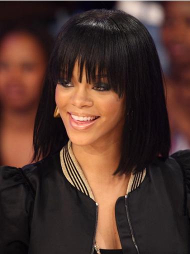 Rihanna Style Wig