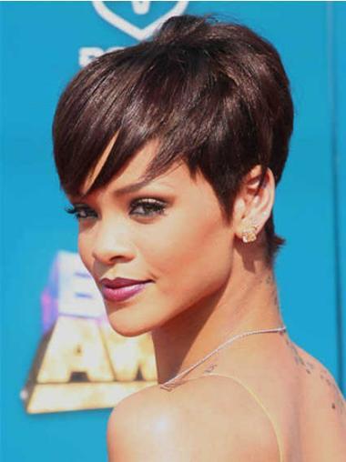 Rihanna Rock Wig