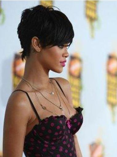 Rihanna Short Wigs