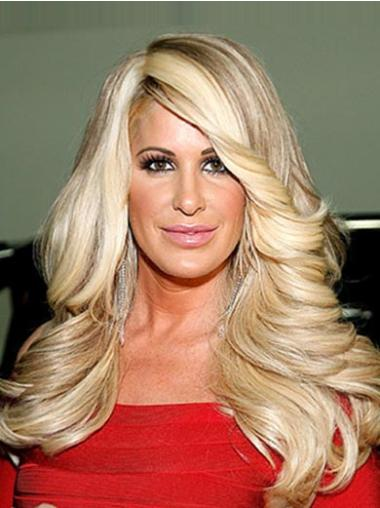 Kim Zolciak Wigs False