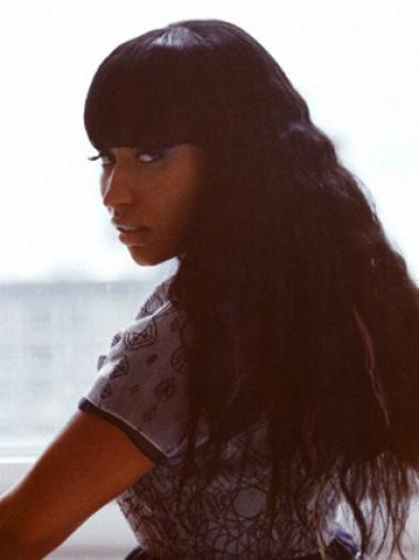 Nicki Minaj Wig Collection