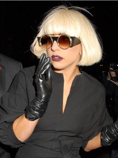 Blonde Lady Gaga Wig