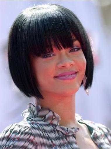 Rihanna Bob Wig