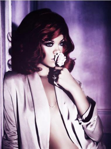 Rihanna Bob Cut Wigs