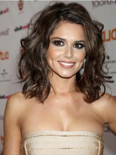 Cheryl Cole Brown Wig