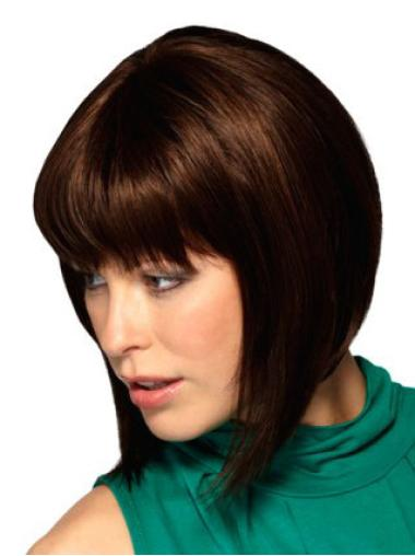 Synthetic Auburn Capless Bob Incredible Wigs