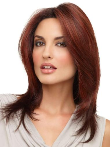 Incredible Synthetic Red Lace Front Wigs
