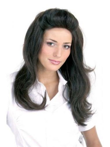 Great Remy Human Hair Black Lace Front Wigs